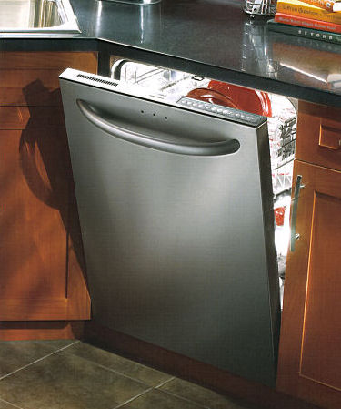 Kenmore Elite Dishwasher Water Hookup Under Kitchen Sink