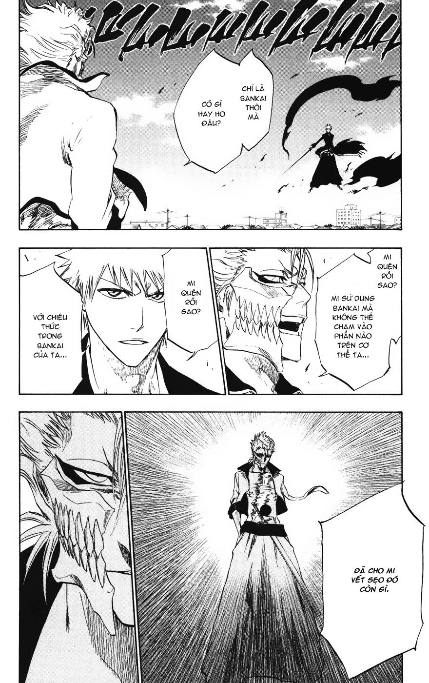 Bleach chapter 231 trang 16