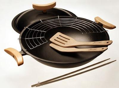 Mis recetas de cocina noodles con verduras y pollo al wok for Cocinar wok