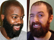 Our Beards 9/07-1/08