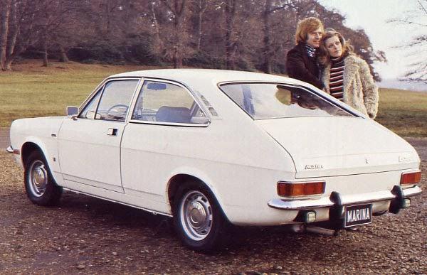 Auto For Sale Canada: Old Cars Canada: 1972 Austin Marina