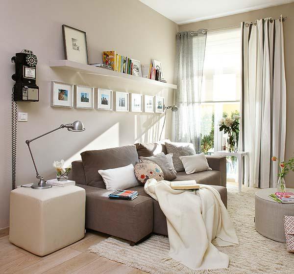 Apartamento Pequeno: Achados De Decoracao: APARTAMENTO PEQUENO, MAS PERFEITO