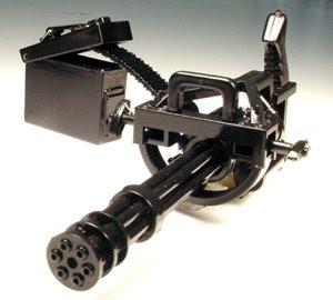 Gatling Gun Modern Gatling Guns | RM.