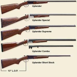 Side by side 410 shotguns