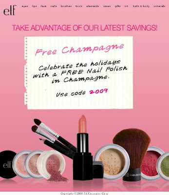 eyes lips face cosmetics email marketing