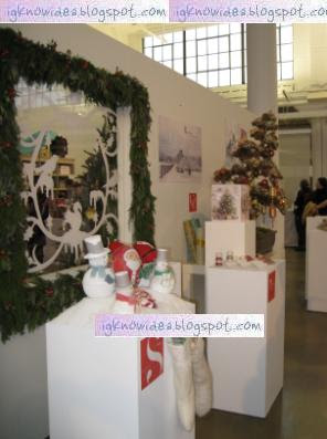 Martha Stewart Holiday Craft Fair