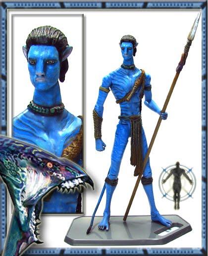 Jake Sully Avatar 2: PANZERVARGAS CUSTOMS: AVATAR