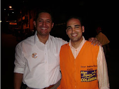 Oscar Andrés Alcalde de Bello y Edinson Gonzalez