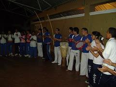 Seminario Taller de Capoeira para Adolescentes