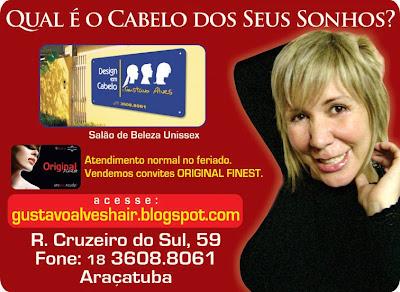 22ad17140 Gustavo Alves Design em Cabelos  04 07 10 - 11 07 10