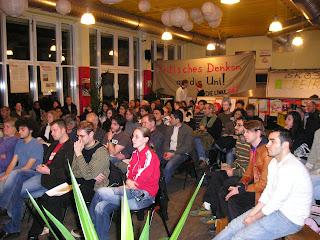 Die Ausstellung an der Uni Frankfurt