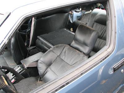 perfhosedist com: Mitsubishi Starion/Conquest Project Car