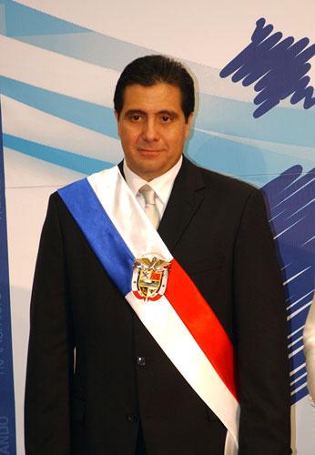 Resultado de imagen para Fotos de Martín Torrijos