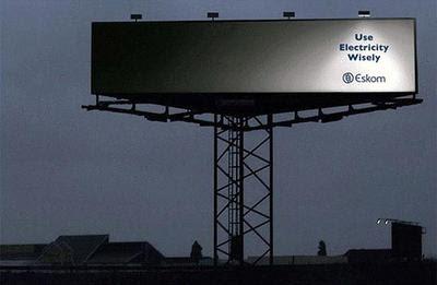 Energy Saving Advertising
