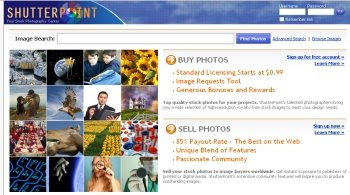 start uploading your photos at ShutterPoint