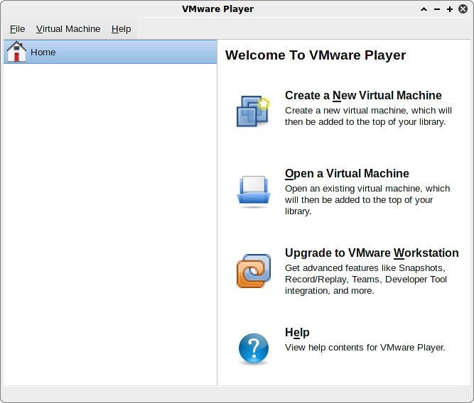 HOWTO: VMware Player as a remote console (VNC)