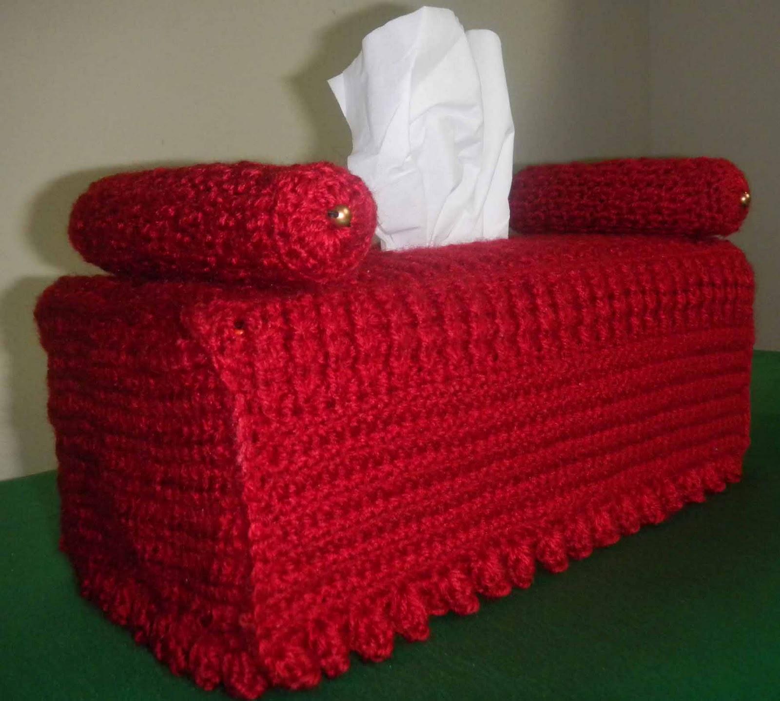 crochet sofa cover patterns inexpensive sleeper sandvicrochet diwan tissue box