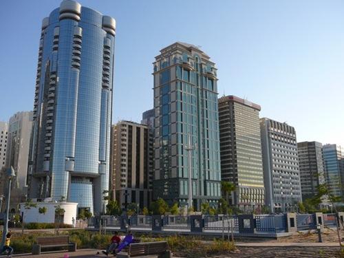 Cool Fun 2012: Beautiful Buildings Of Abu Dhabi