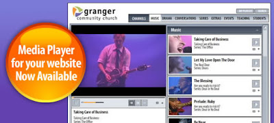 Online Media Player Now Available!