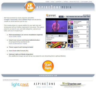 Online Media Player