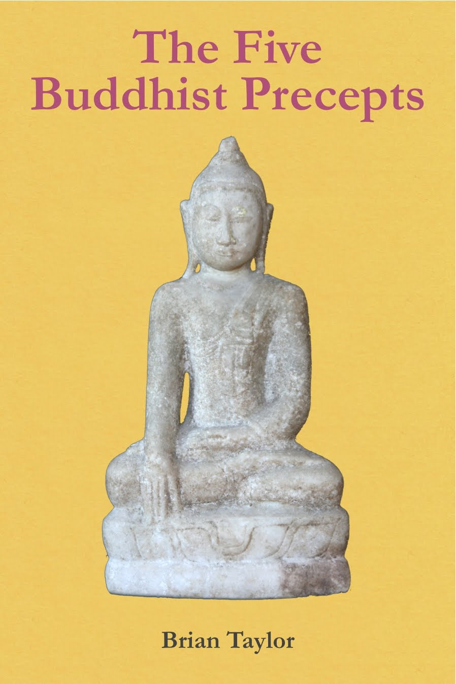 A look at the basic moral codes of buddhism
