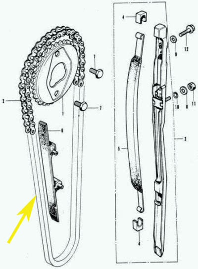Honda CB550F rebuild: Putting the motor back together