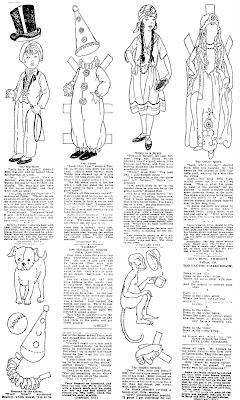 Mostly Paper Dolls: August 2010