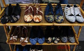 Trend Sepatu Tren Model Desain Sepatu Terbaru Pria Wanita Tahun