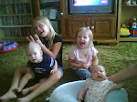 Rylee, KileyAnn, Jedadiah Paul and Dixie Rose