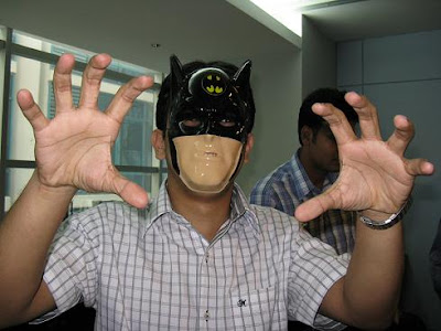 My Batman Mask