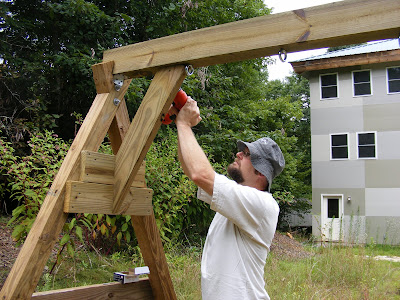 Gratz Industries How To Build A Homebrew Swing Set