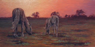equine art by Lori Levin