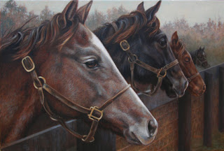 thoroughbreds by lori levin