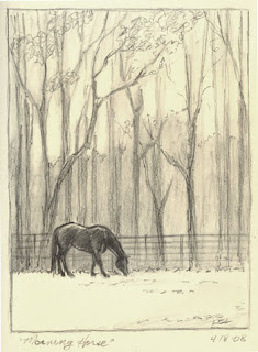 horse by Lori Levin