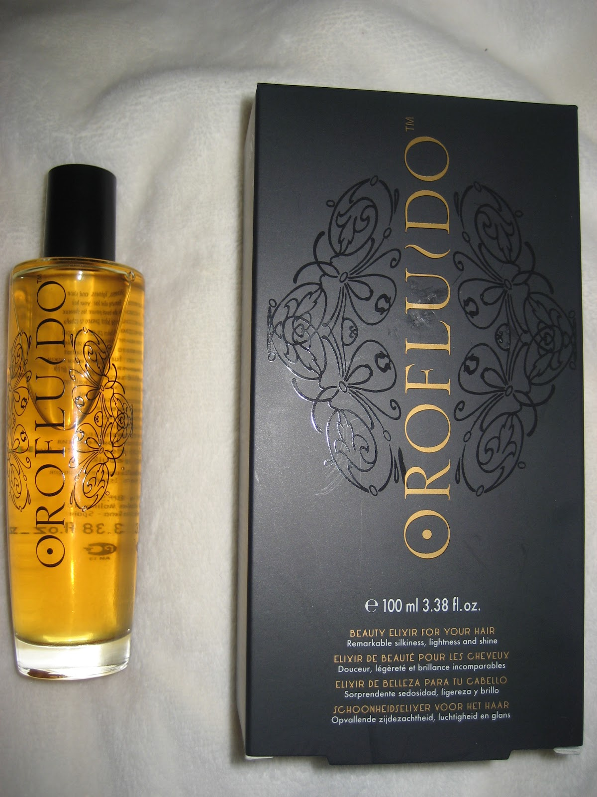 Orofluido Review Lovely Girlie Bits Best Irish Beauty