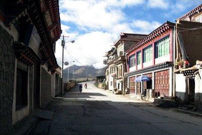 Kardze town