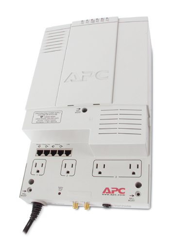 APCu0027s BackUP HS Series units are wall mounted UPS units designed for structured wiring cabinets. SWC are those fancy panels that terminate your whole house ...  sc 1 st  The WeBob Blog & The WeBob Blog: Random APC Part of the month IV