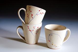 jenny clark pottery, booth k-43