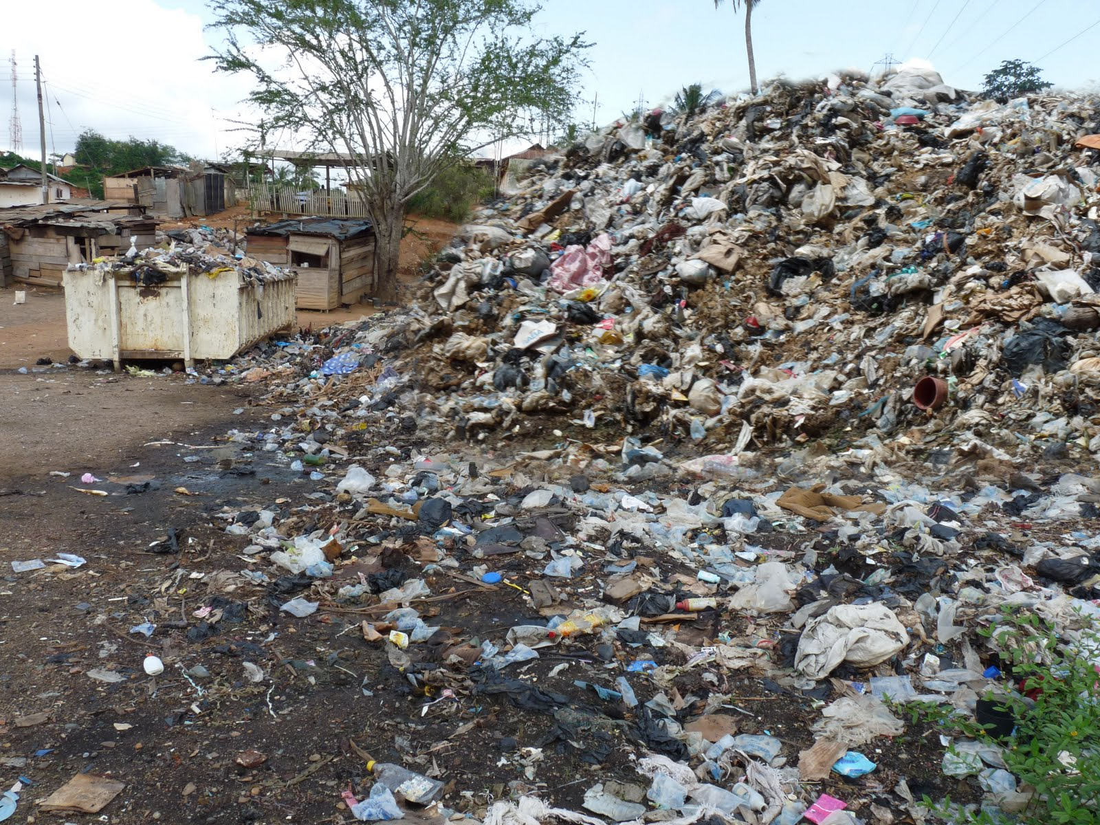 Managing Waste for Quality Life!: Holistic Waste ...