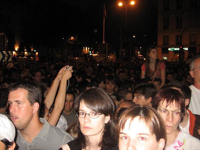 Publico en Bastilla