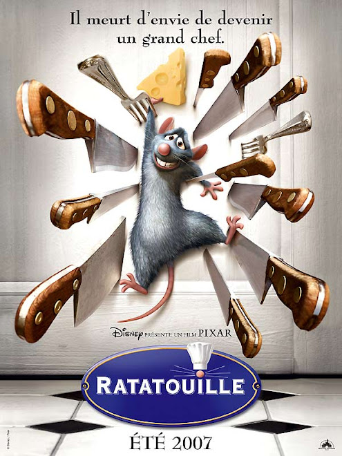 Afiche Ratatouille