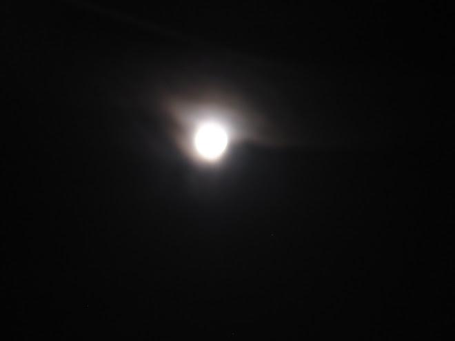Luna creciente