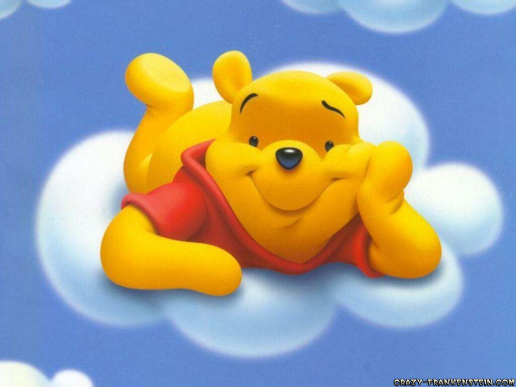 Winne The Pooh Cute Wallpapers