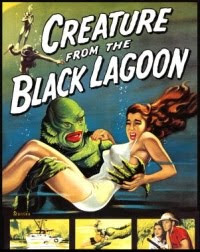 Creature from the Black Lagoon le film