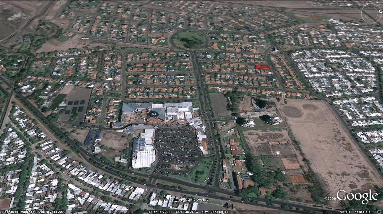 Casa Palmares Plano  Mapas Satelitales  Ubicacin