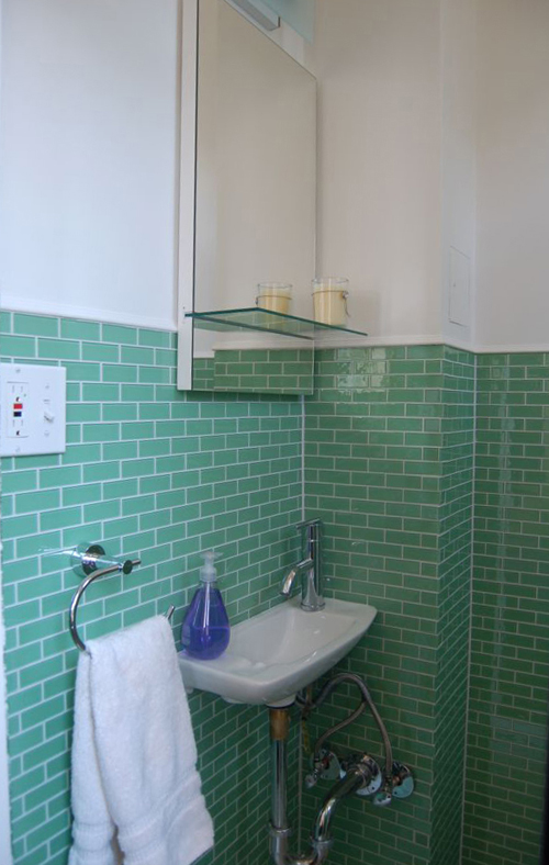 vintage green bathroom tile retro bathroom design 21237