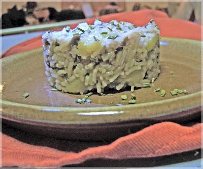 recettes legumes  Tartiflette vegetarienne