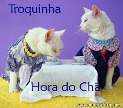 "Troquinha ""Hora do chã"""