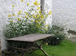 Irish Cottage Bench