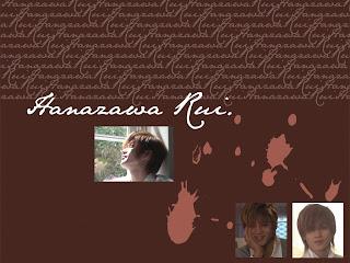 Hanazawa Rui wallpaper